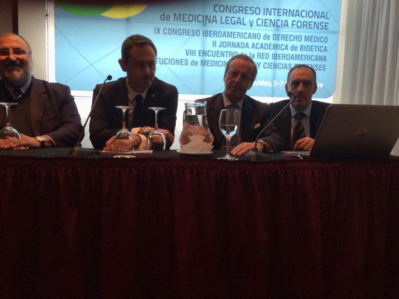 IX Congreso Iberoamericano De Derecho Médico
